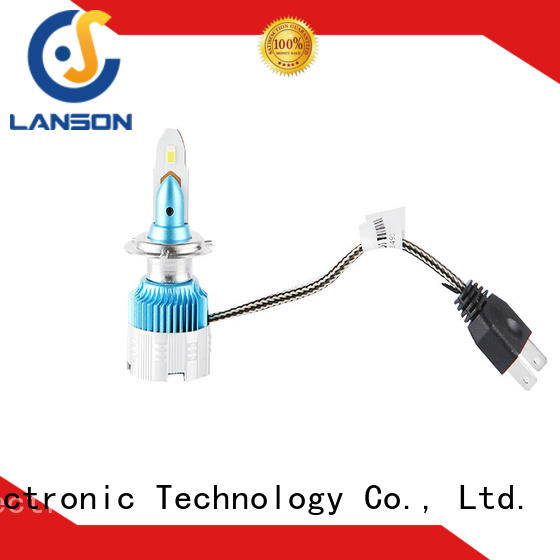 Lanson MI2 bullet led headlight personalized for illumination
