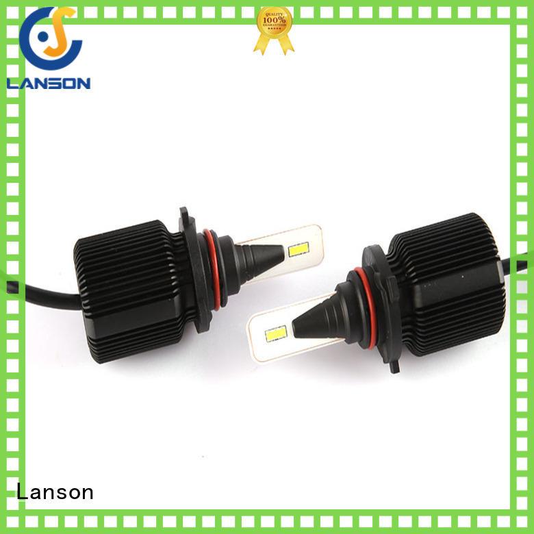 Lanson led led headlight conversion from China for illumination