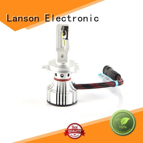 Lanson led best led headlight kit customized for van