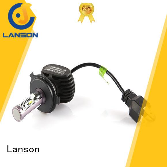Lanson h4 car bulb factory foir lorry