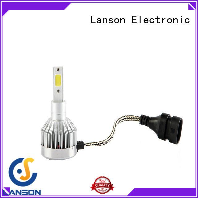 Lanson auto led light bulbs wholesale supplier for illumination
