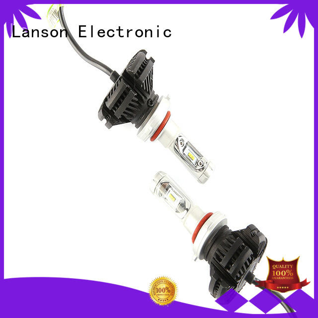 Lanson high power bmw x3 led headlights manufacturer for truck