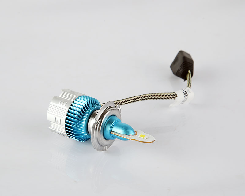Lanson small size h11 led bulb 8000k series for vehicles-1