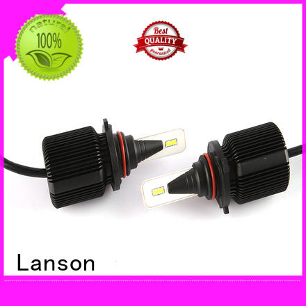 Lanson tail 9005 led headlight bulb directly sale for vehicles