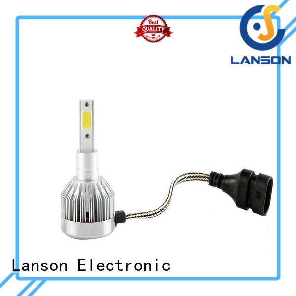 Lanson led projector headlights directly sale for truck