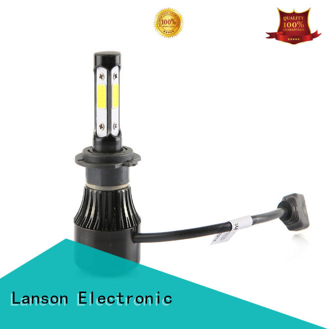 high quality led headlight c6 h4 directly sale for illumination
