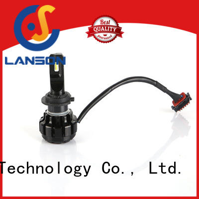 Lanson headlight conversion factory for van
