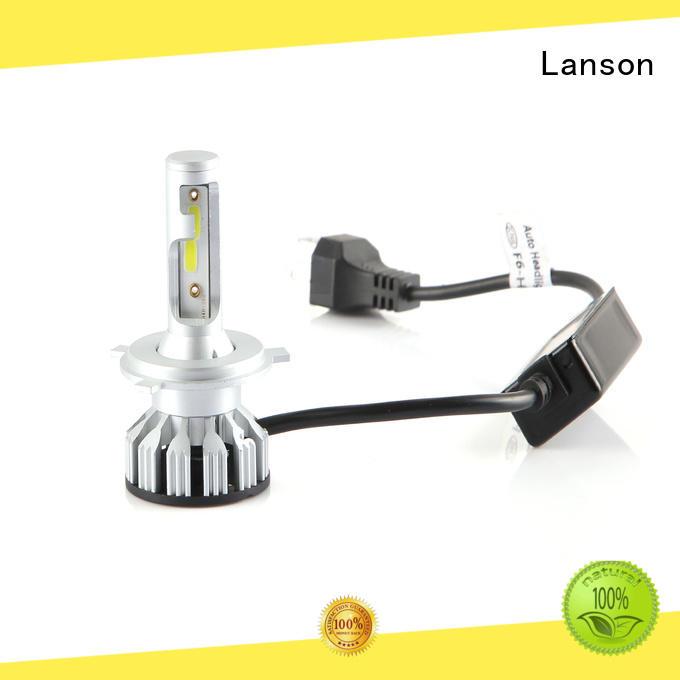 Lanson strong penetration h1 headlight bulb design for vehicles