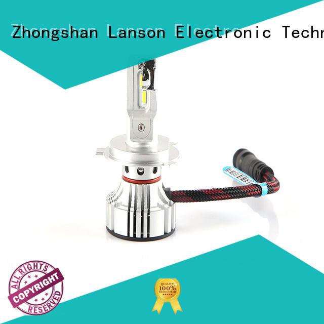 cr car led headlight bulbs customized for van