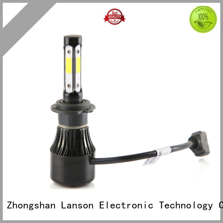 Lanson automotive X7 best replacement headlights series for van