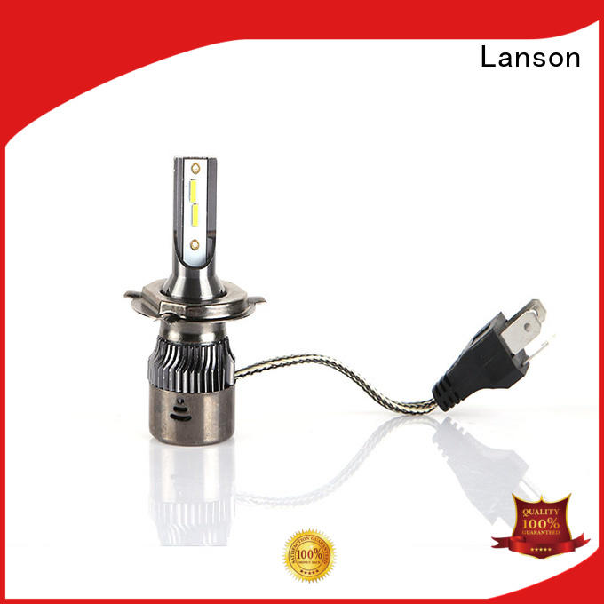 Lanson best led headlamp manufacturer foir lorry