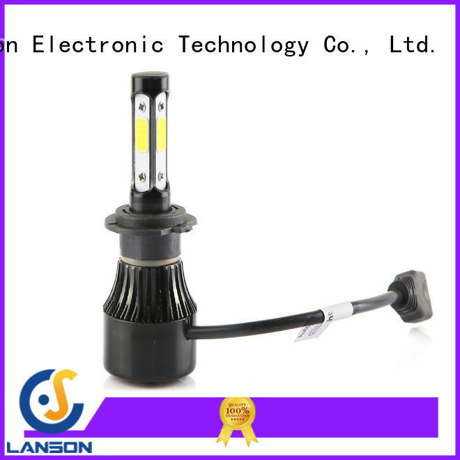 Lanson brightest h1 headlight bulb series for van