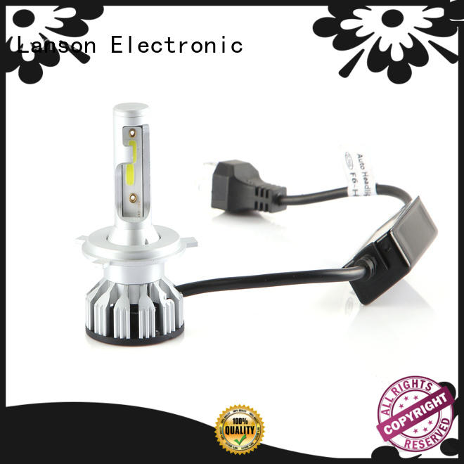 Lanson 12v h4 led bulb directly sale for illumination