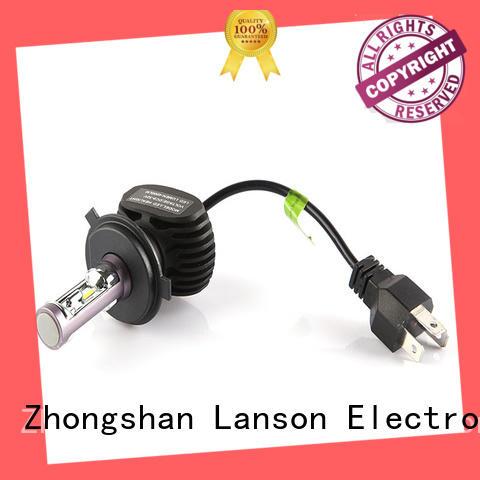 Lanson super bright best led headlights on the market factory for illumination