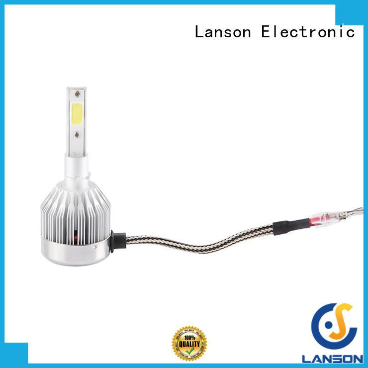 Lanson h1 led bulb 8000k factory for truck