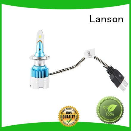 9005 and 9006 led headlight bulbs manufacturer for illumination Lanson