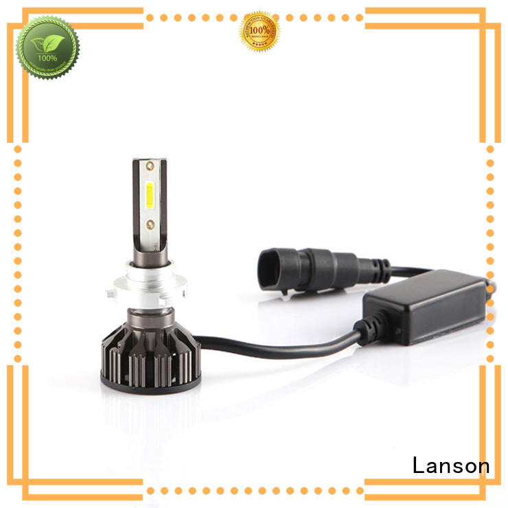 Lanson brightest headlight bulbs directly sale for vehicles