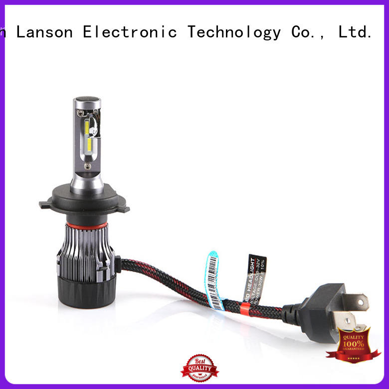 Lanson stable led headlight kit from China for van