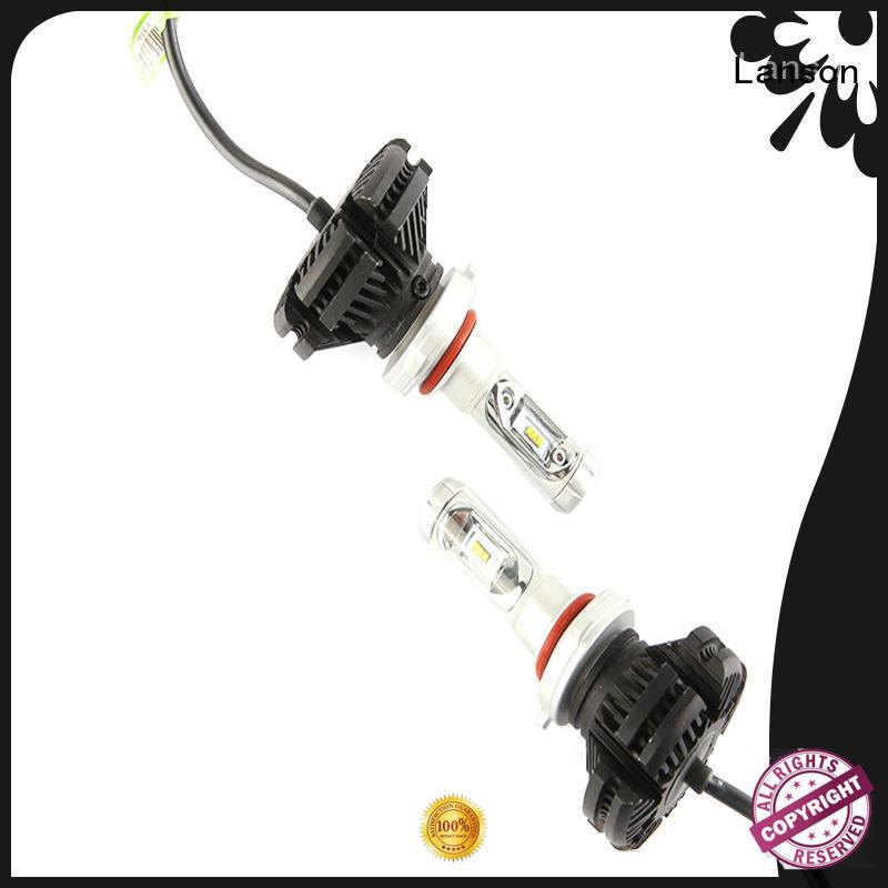 Lanson hot selling x3 led headlight h11 series for truck