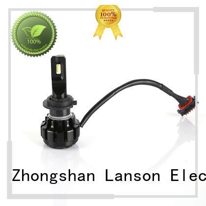 Lanson waterproof headlight conversion factory price foir lorry
