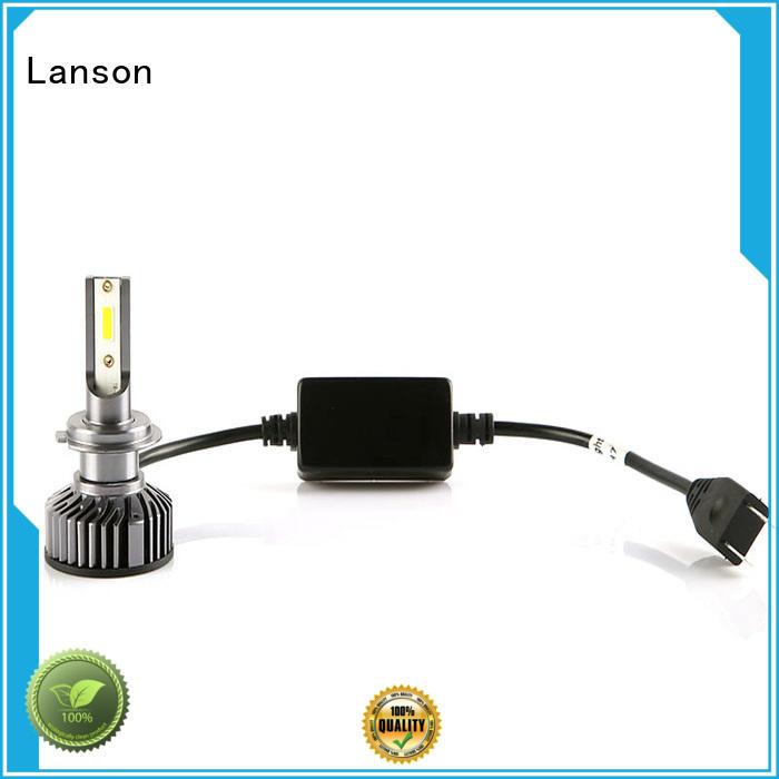 Lanson super power h1 led bulb manufacturer for illumination