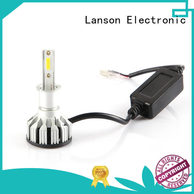 strong penetration super bright h4 headlight bulbs design for vehicles