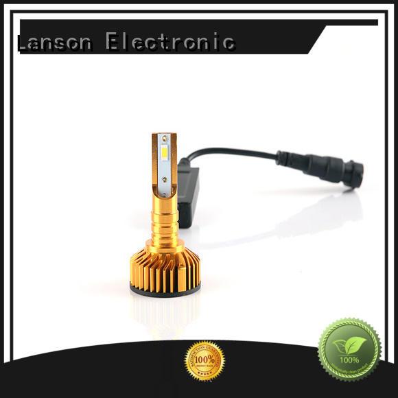 Lanson h1 led bulb manufacturer for truck