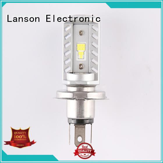 Lanson bulb best motorcycle headlight bulb foir lorry