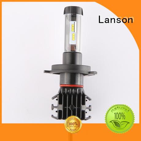 Lanson ZES light sources led auto headlamps manufacturer for van