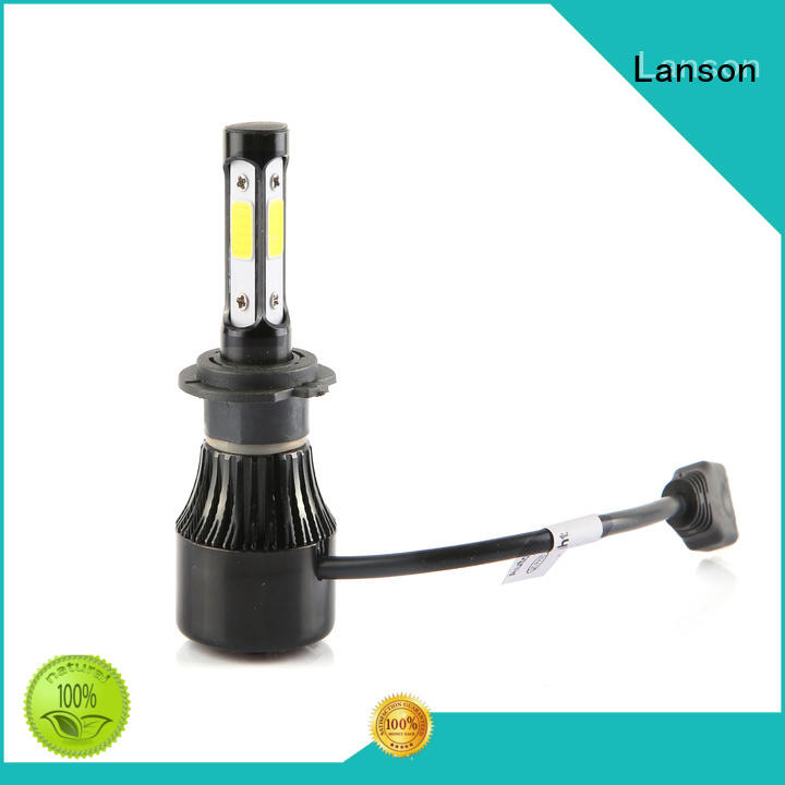 Lanson long lasting h1 55w led series for vehicles
