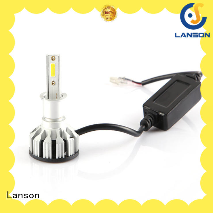 Lanson 12v h4 led bulb from China foir lorry