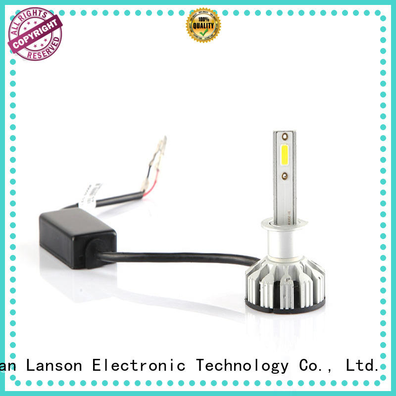 Lanson F6 brightest headlights wholesale for vehicles