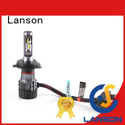 Lanson best h4 headlight bulb personalized for vehicles