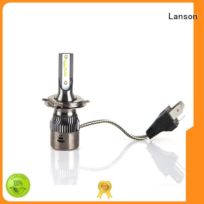 Lanson reliable M8 best led headlights supplier for illumination
