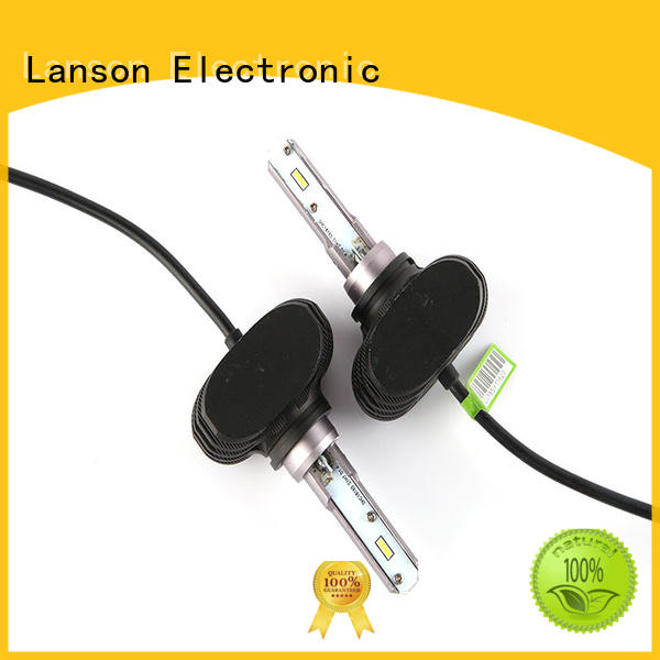 led led headlight h4 8000lm factory for van