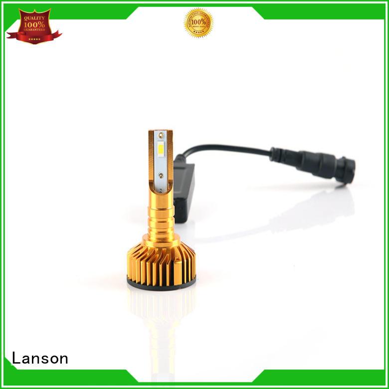 Lanson led headlight kits for cars wholesale foir lorry