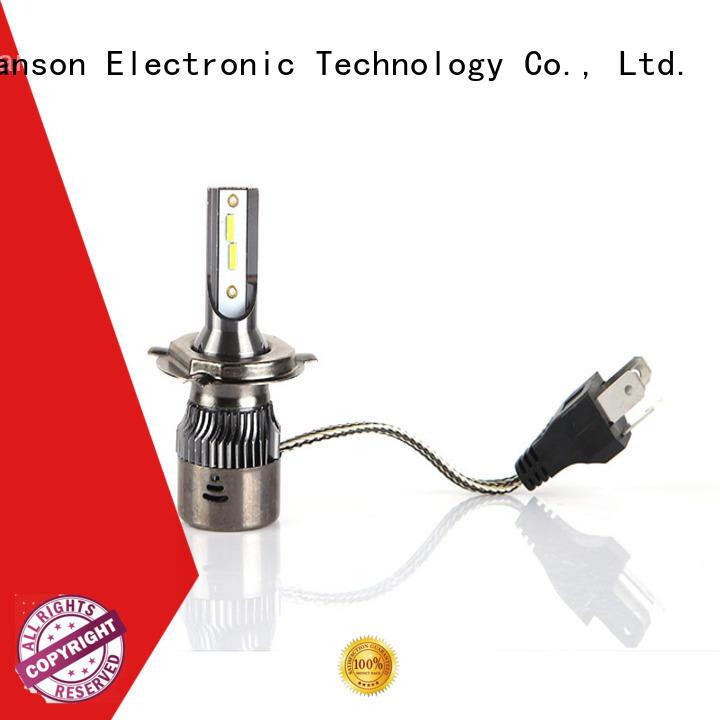 high power h13 9008 led headlight bulbs customized for truck