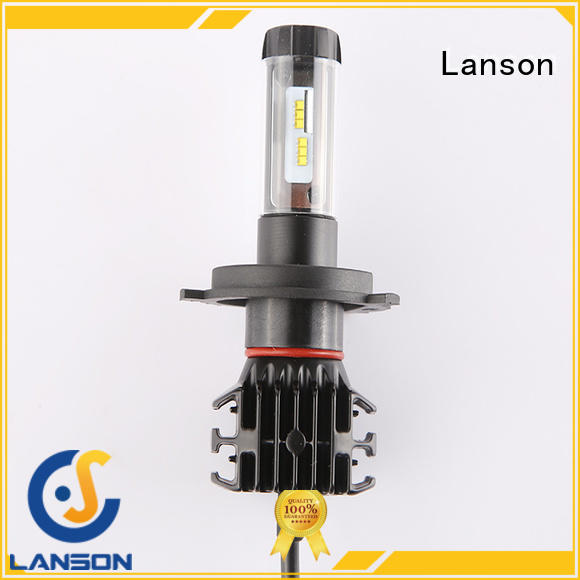 Lanson led auto headlamps personalized for vehicles