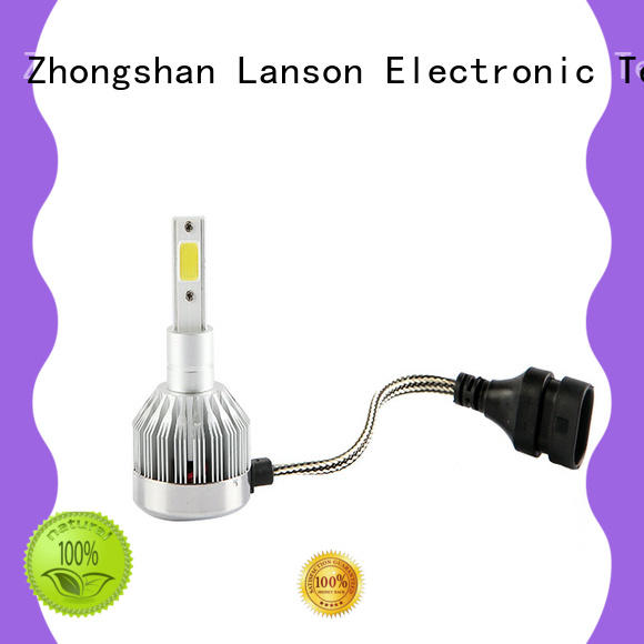 Lanson auto led light bulbs wholesale factory for truck