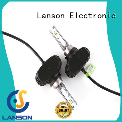 Lanson high power h4 car bulb factory for truck