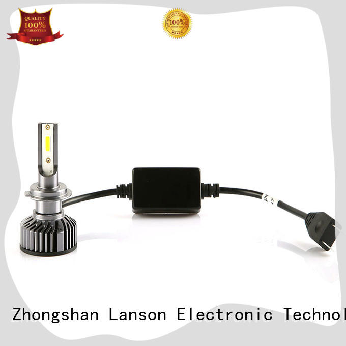 Lanson headlight wholesale car light series for van