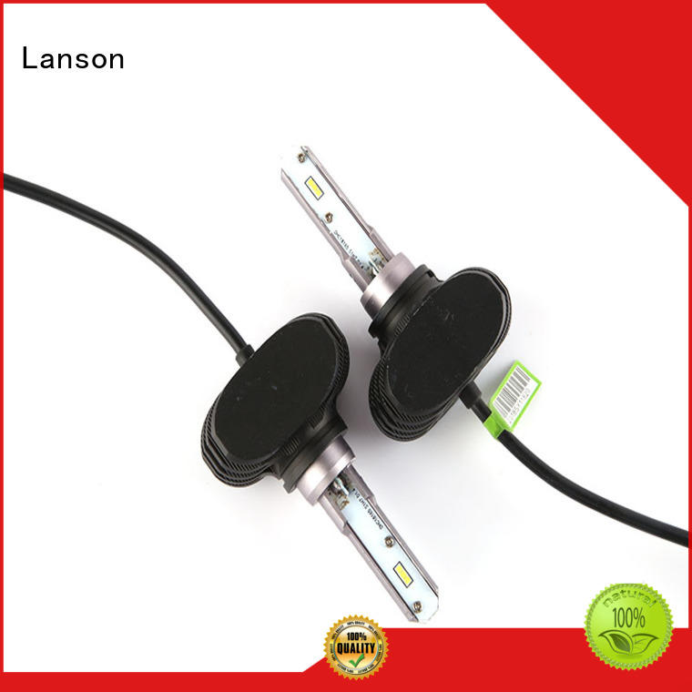 Lanson S1 auto lights personalized for van