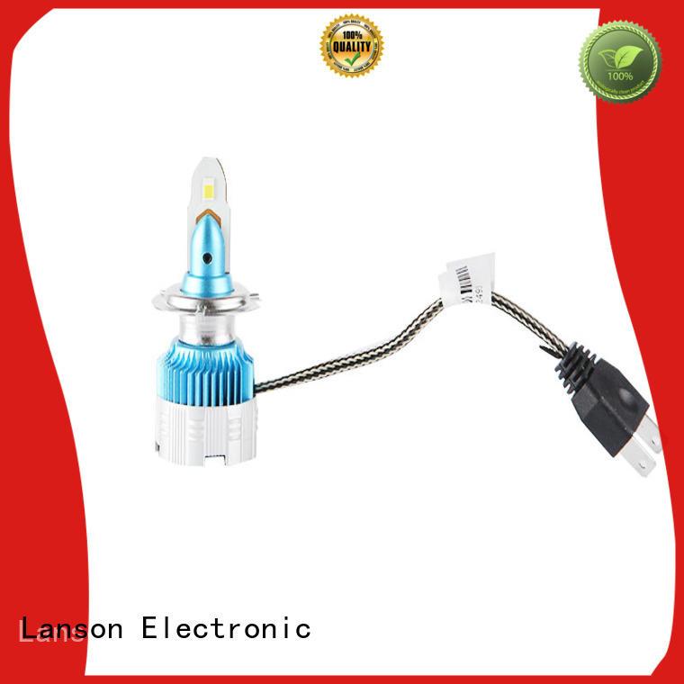 Lanson direct selling led headlight conversion kit series for van