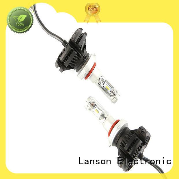 Lanson fanless led x3 series for vehicles