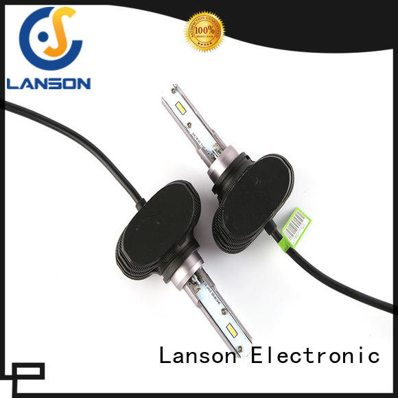 best led headlights on the market from China foir lorry Lanson