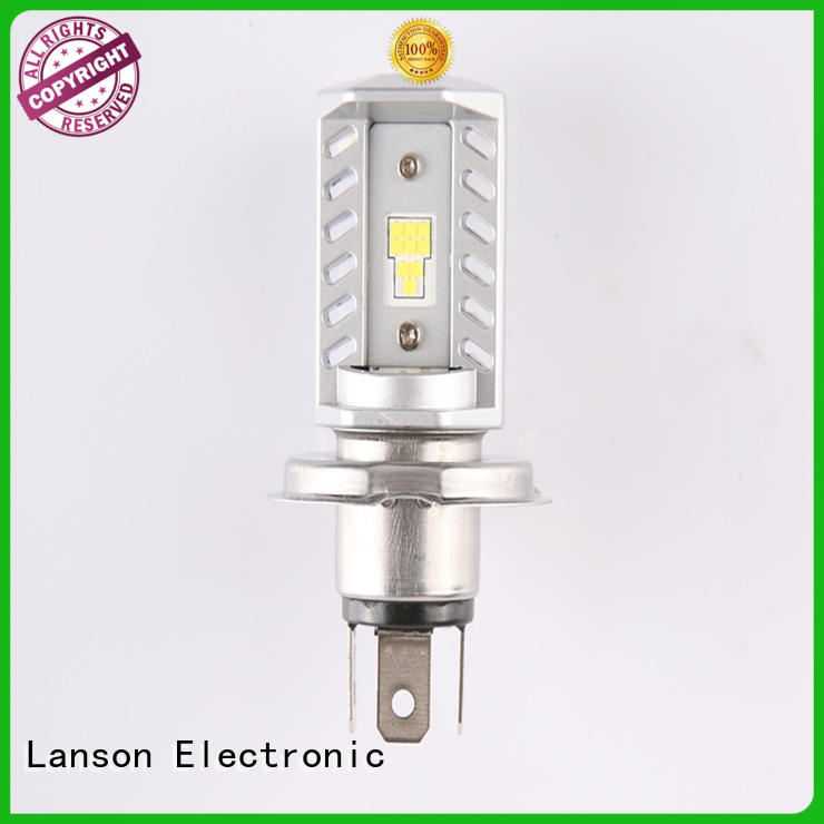 Lanson brightest motorcycle headlight bulbs design for truck