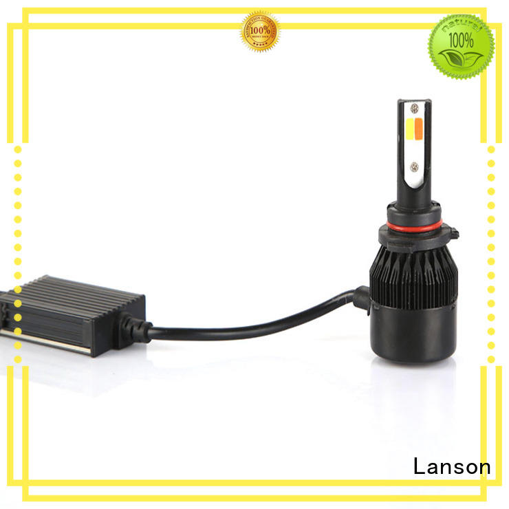 Lanson flashing car light personalized for vehicles