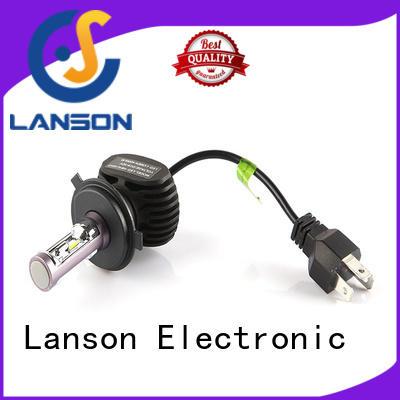 Lanson led lights for cars wholesale design for van