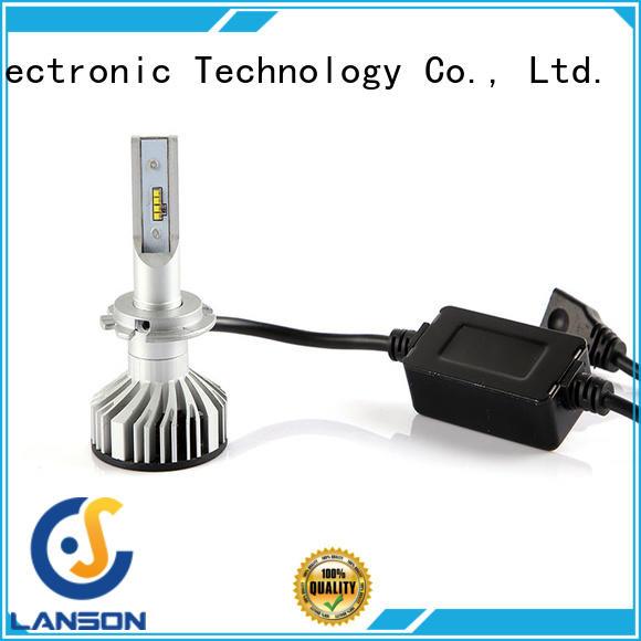 Lanson h1 headlight bulb manufacturer for vehicles