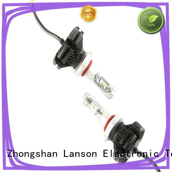 hot selling x3 led headlight lumileds series for illumination